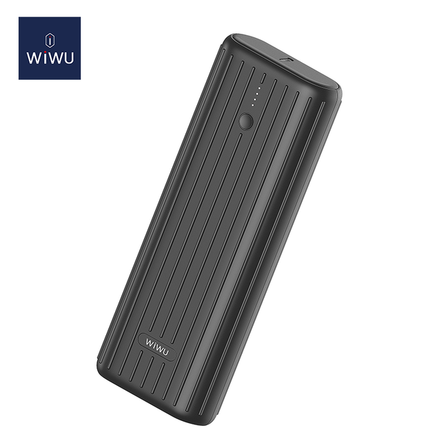 WiWU JC-09 20000mah 74Wh/3.7V Portable Mobile Charger Power Bank
